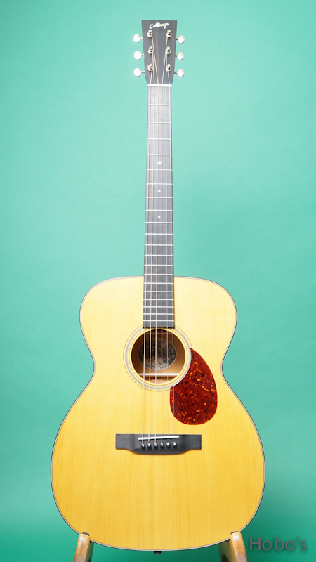 "COLLINGS OM-1T A JL ""Julian Lage Signature Model""     FRONT"
