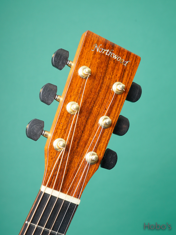 Northwood Guitars (John McQuarrie)  M70-OMV 1
