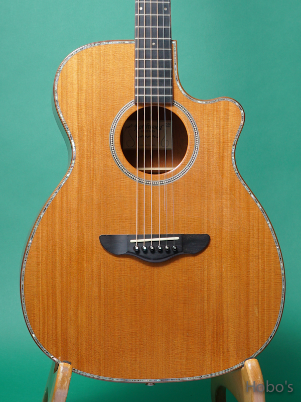Northwood Guitars (John McQuarrie)  M70-OMV 5