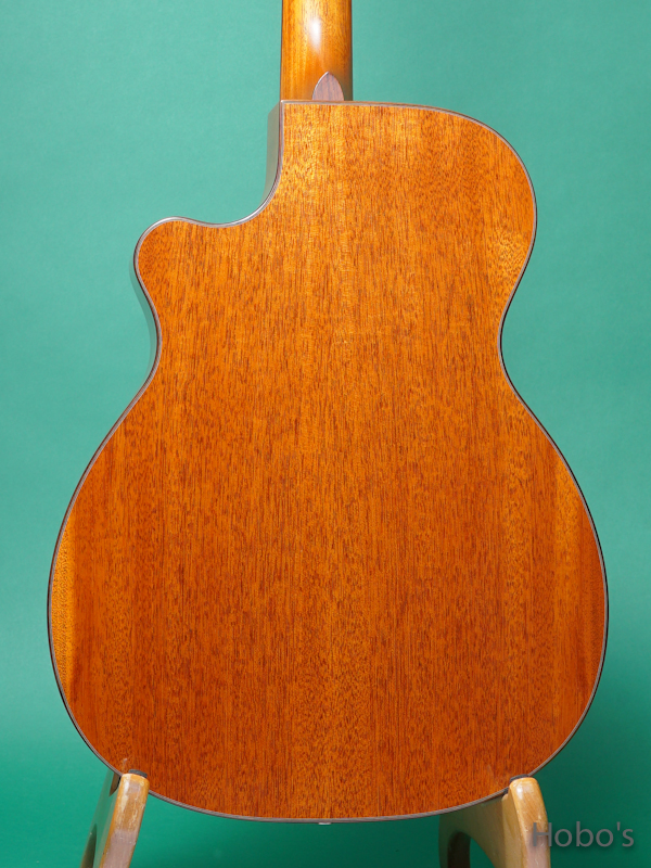 Northwood Guitars (John McQuarrie)  M70-OMV 6