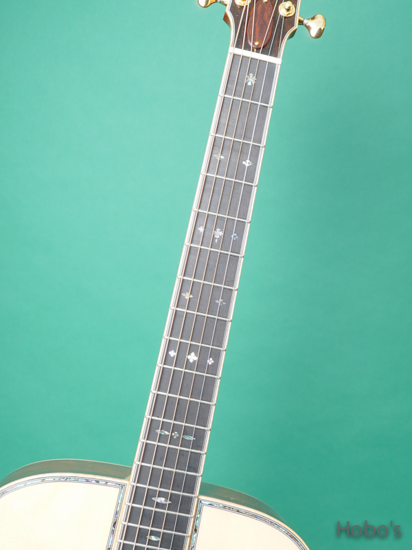 "SUMI (鷲見 英一)  S-DMGR ""TOKYOハンドクラフトギターフェス2019""  3"