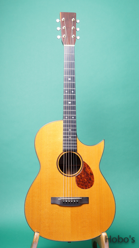 "The Fields  G-45SCS ""German / Brazilian Rosewood""  FRONT"