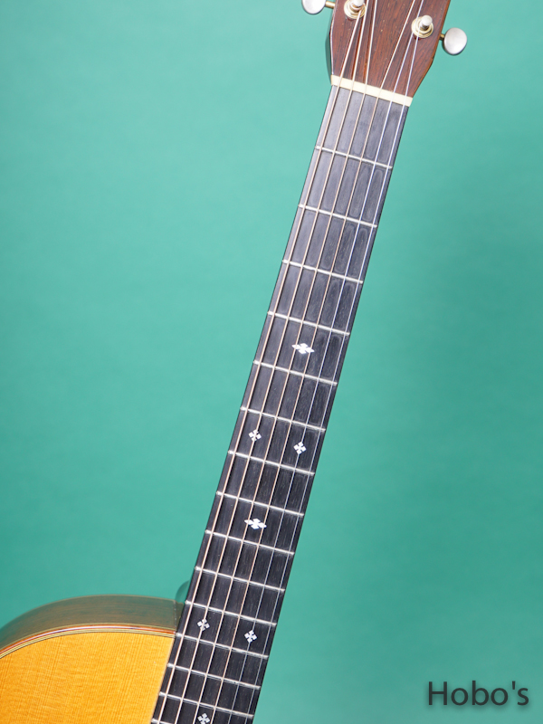 "The Fields  G-45SCS ""German / Brazilian Rosewood""  3"