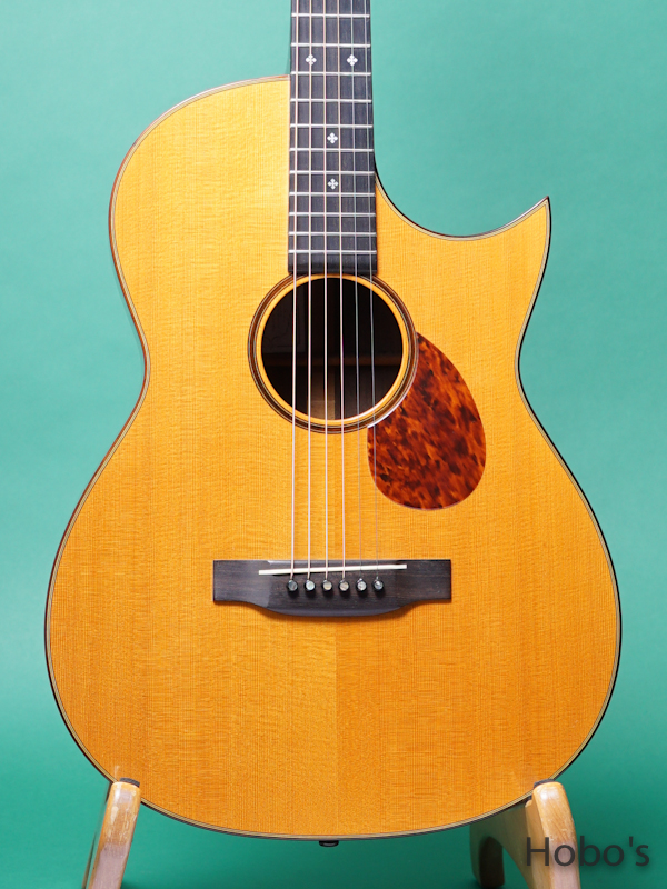 "The Fields  G-45SCS ""German / Brazilian Rosewood"" 5"