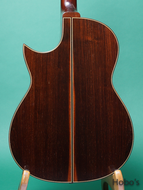 "The Fields  G-45SCS ""German / Brazilian Rosewood"" 6"