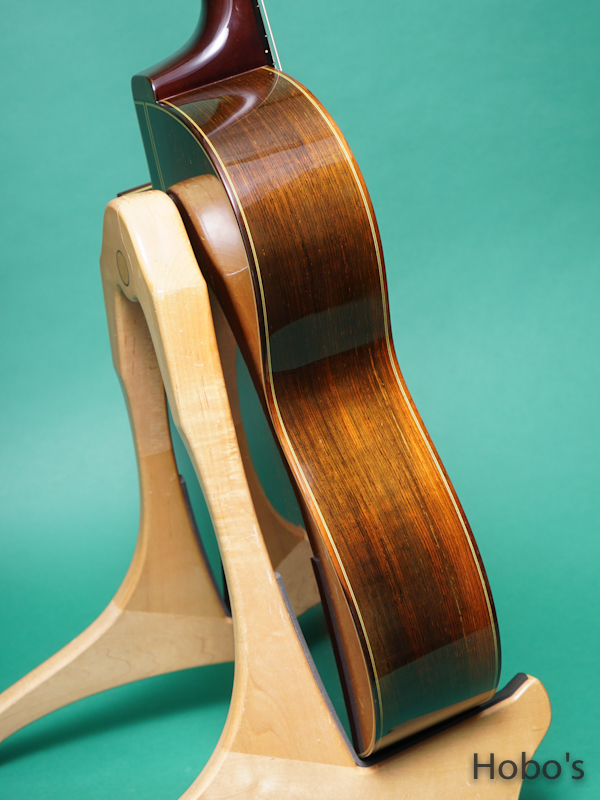 "The Fields  G-45SCS ""German / Brazilian Rosewood""  7"