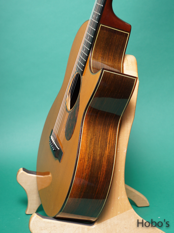 "The Fields  G-45SCS ""German / Brazilian Rosewood"" 8"