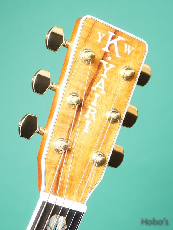 """K.YAIRI DY Custom  """"Premium Hawaiian Koa"""" 1"""
