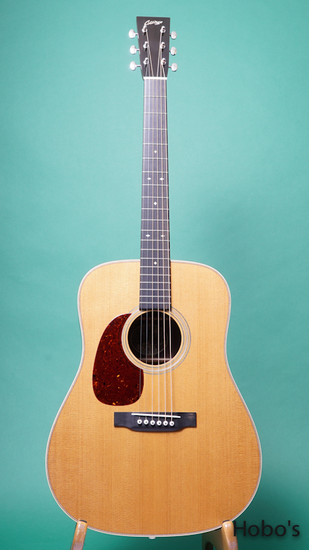 "COLLINGS D-2HT Lefty ""Torrefied Sitka Spruce Top"" FRONT"