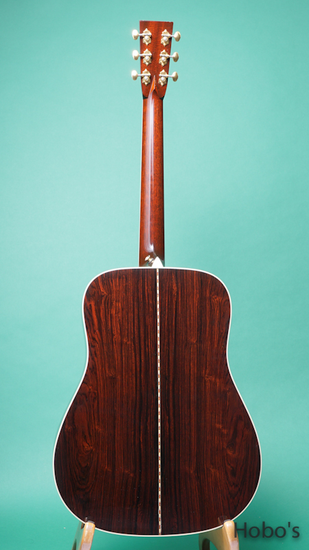 COLLINGS D-2H Baaa G Custom BACK