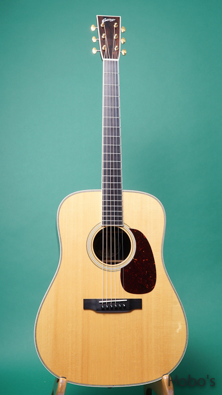 COLLINGS D-2H Baaa G Custom FRONT