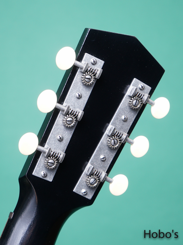 "Waterloo (By Collings) WL-14X TR BLK ""Small Neck"" 2"