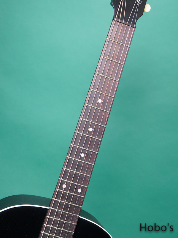 "Waterloo (By Collings) WL-14X TR BLK ""Small Neck"" 3"