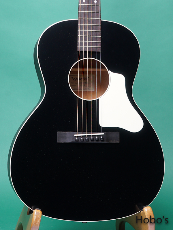 "Waterloo (By Collings) WL-14X TR BLK ""Small Neck"" 5"