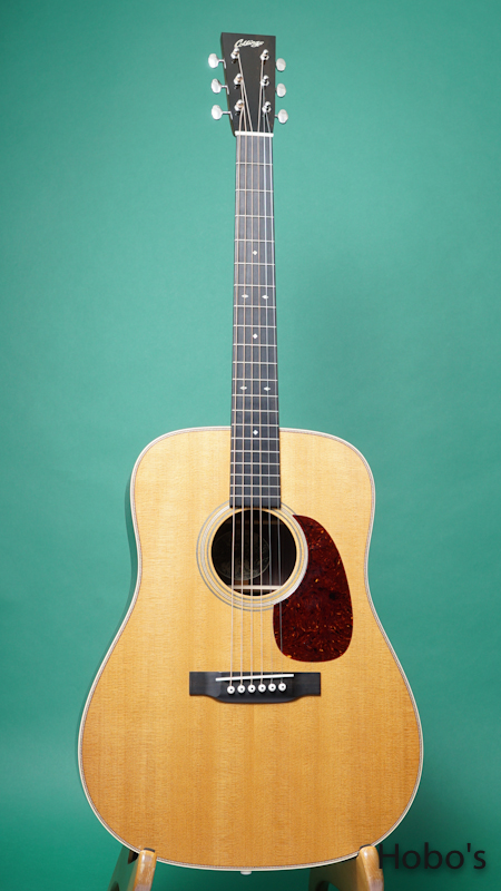 "COLLINGS D-2HT ""Torrefied Sitka Spruce"""