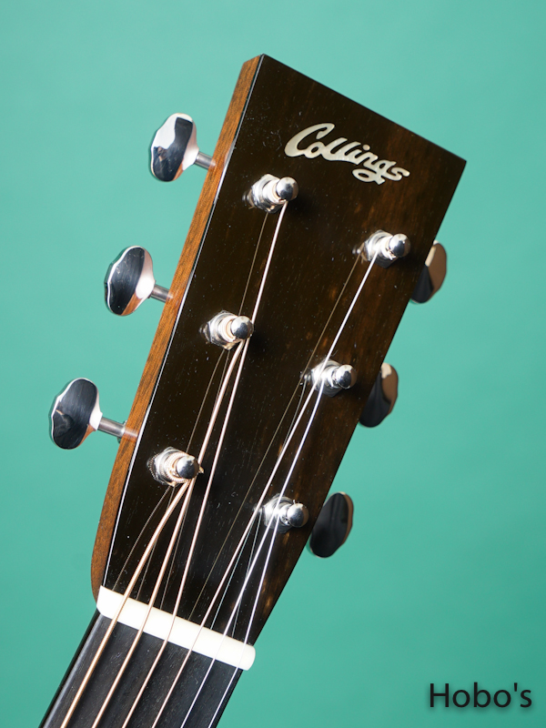 "COLLINGS D-2HT ""Torrefied Sitka Spruce""   1"