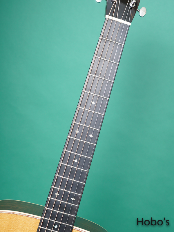 "COLLINGS D-2HT ""Torrefied Sitka Spruce""   3"