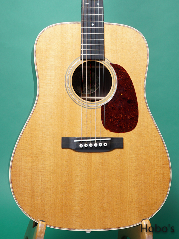 "COLLINGS D-2HT ""Torrefied Sitka Spruce""   5"