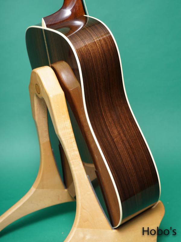"COLLINGS D-2HT ""Torrefied Sitka Spruce""   7"
