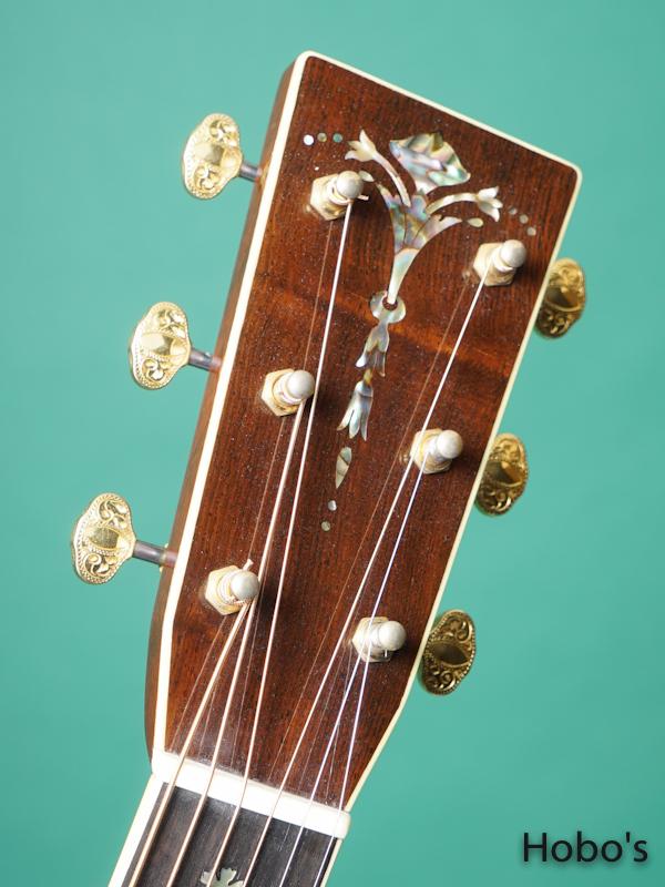 "NGC (Nashvill Guitar Co) D-42 Custom ""Adirondack / Brazilian Rosewood"" 1"