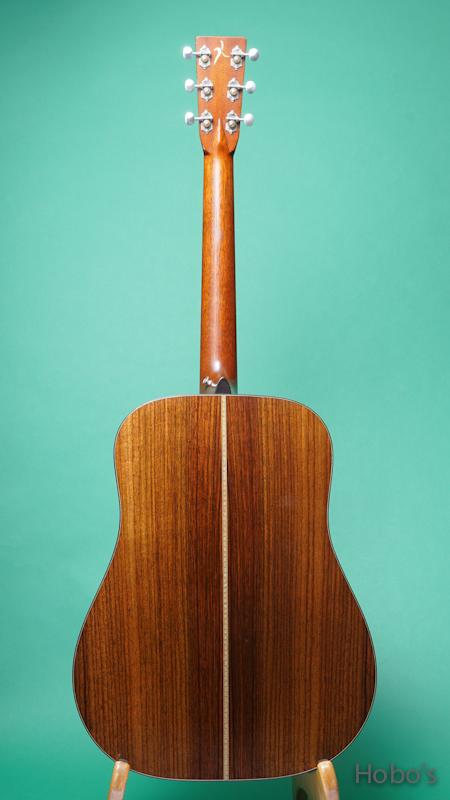 Kaoru Acoustic Craft (中島 馨) D-28 Rebirth BACK