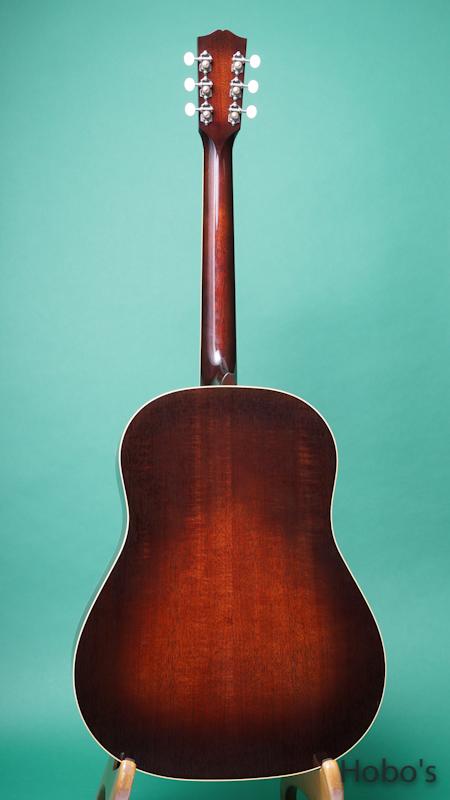 Fairbanks Guitars F-35 1934 Jumbo BACK