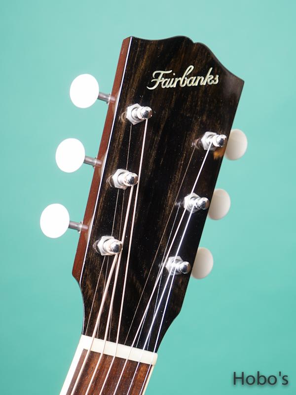Fairbanks Guitars F-35 1934 Jumbo 1
