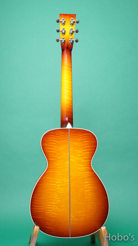 "COLLINGS Baby-2H Maple Custom ""Full Sunburst"" BACK"