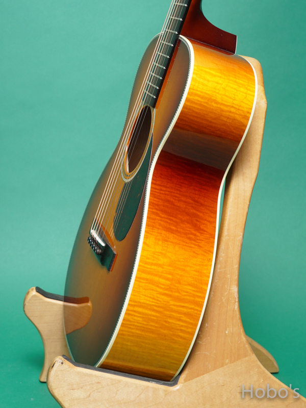 "COLLINGS Baby-2H Maple Custom ""Full Sunburst"" 8"