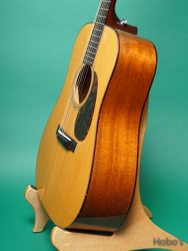 Nashbill Guitar Co (Marty Lanham) Model D Mahogany  8