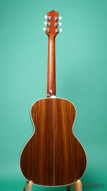 """COLLINGS C-10 Deluxe """"Lacquer Finish""""  BACK"""