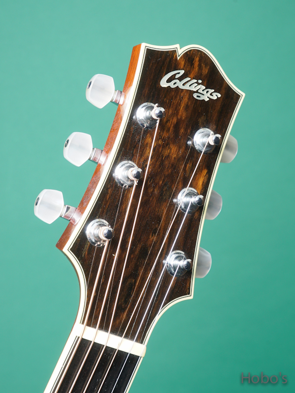 """COLLINGS C-10 Deluxe """"Lacquer Finish""""  1"""