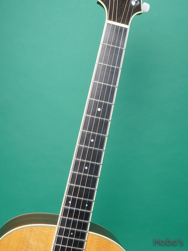 """COLLINGS C-10 Deluxe """"Lacquer Finish""""  3"""