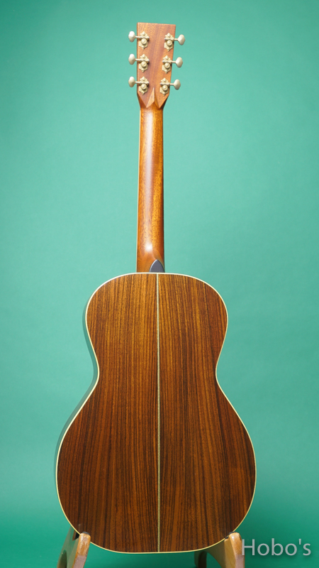"FURCH GUITARS OOM-34AR SB ""Limited Edition""   BACK"