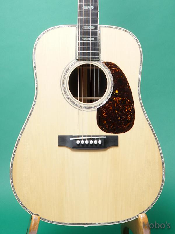 """HEADWAY (百瀬 恭夫) HD-450 Custom """"Adirondack / Brazilian Rosewood""""   5"""