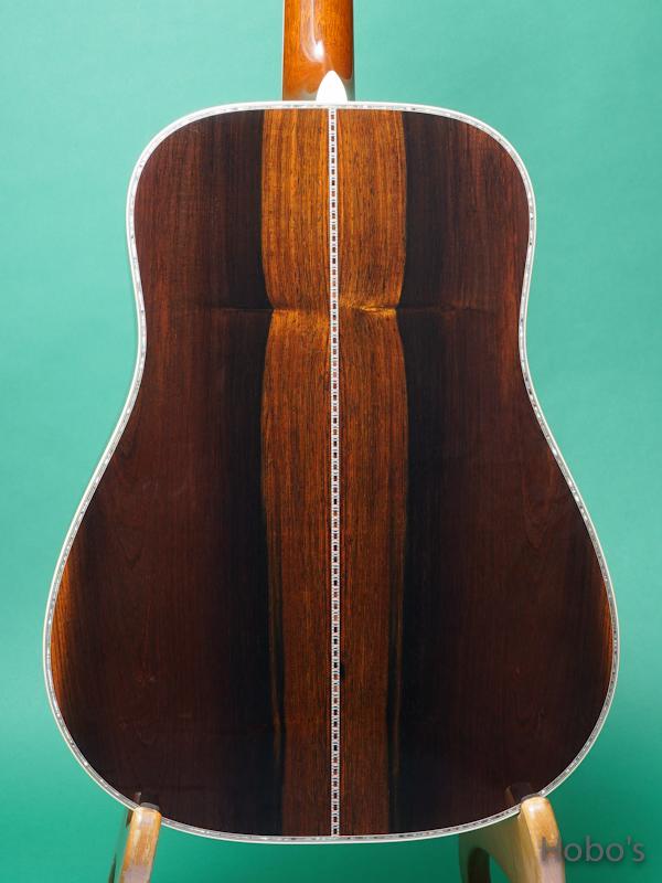 """HEADWAY (百瀬 恭夫) HD-450 Custom """"Adirondack / Brazilian Rosewood""""   6"""