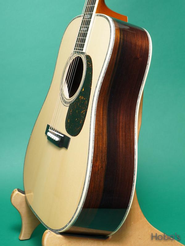 """HEADWAY (百瀬 恭夫) HD-450 Custom """"Adirondack / Brazilian Rosewood""""   8"""
