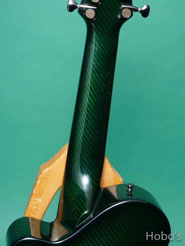 """Emerald Guitars Amicas Green """"坂崎幸之助セレクトモデル"""" 4"""