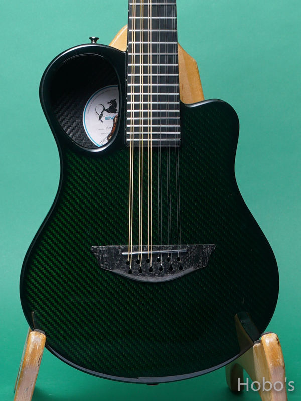 """Emerald Guitars Amicas Green """"坂崎幸之助セレクトモデル"""" 5"""