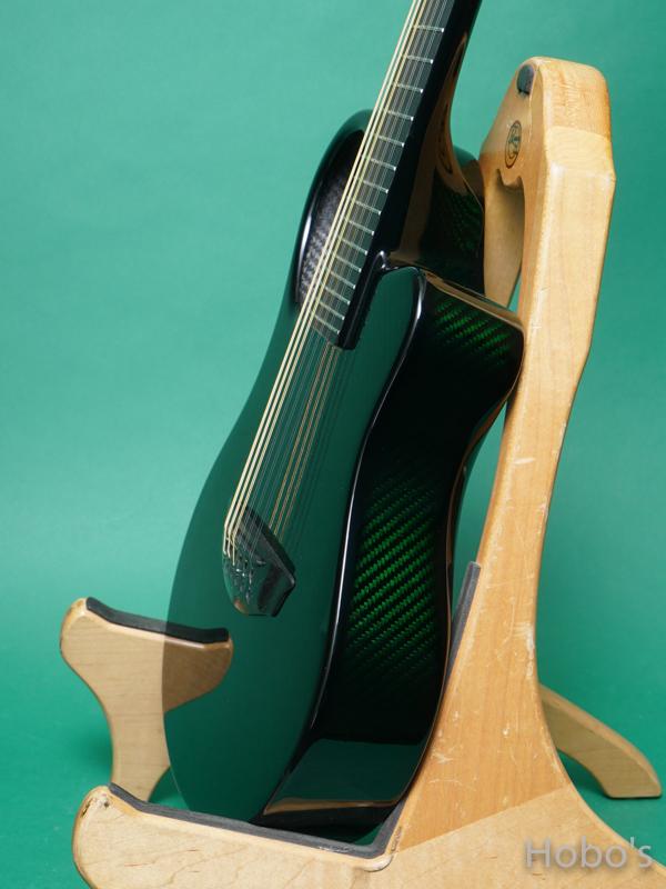 """Emerald Guitars Amicas Green """"坂崎幸之助セレクトモデル"""" 8"""