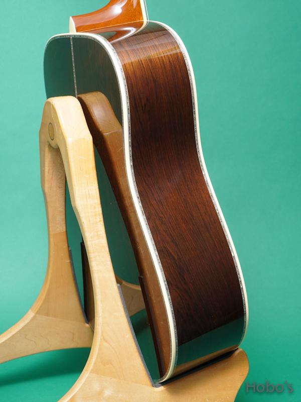 """HEADWAY (百瀬 恭夫) HD-450 Custom """"Adirondack / Brazilian Rosewood""""  7"""