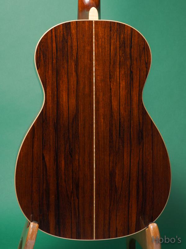 "James Goodall MdRP-14 ""AAA Engelmann / Madagascar Rosewood"" 6"