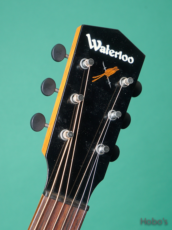Waterloo (By Collings) WL-14X TR Scissortail 1