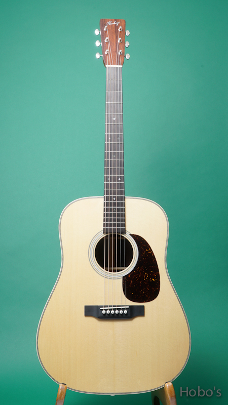 "HEADWAY (降幡 新) HD-280 Custom ""German / Madagascar Rosewood""      FRONT"