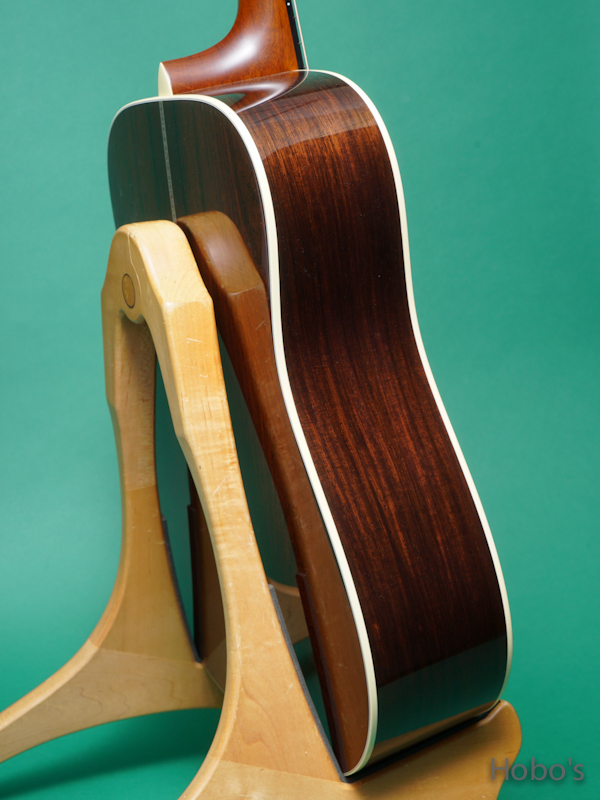 "HEADWAY (降幡 新) HD-280 Custom ""German / Madagascar Rosewood""      7"