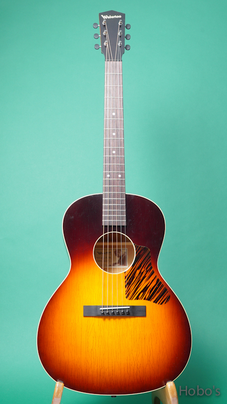 Waterloo (By Collings) WL-14X TR SB Aged Finish FRONT
