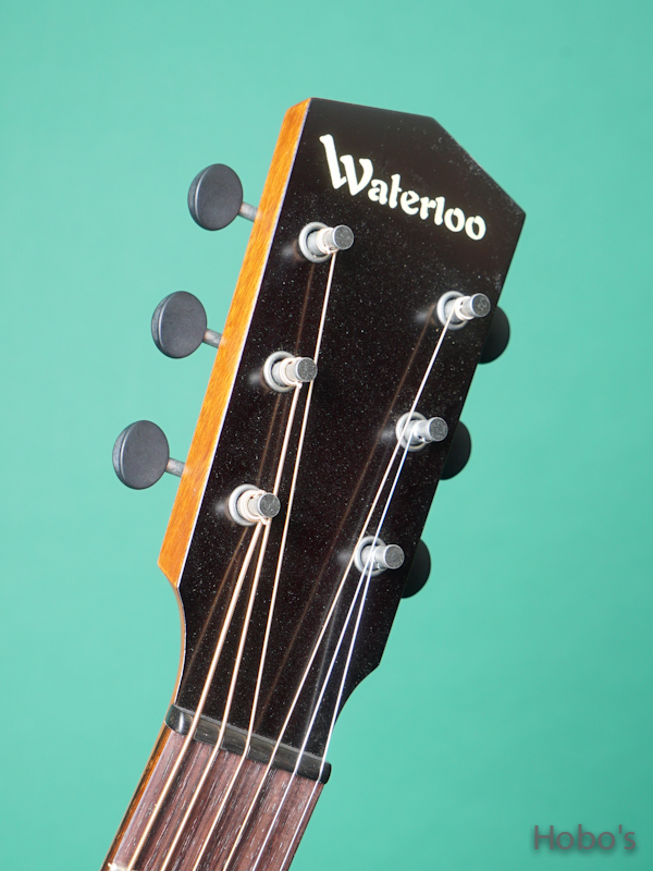 Waterloo (By Collings) WL-14X TR SB Aged Finish 1