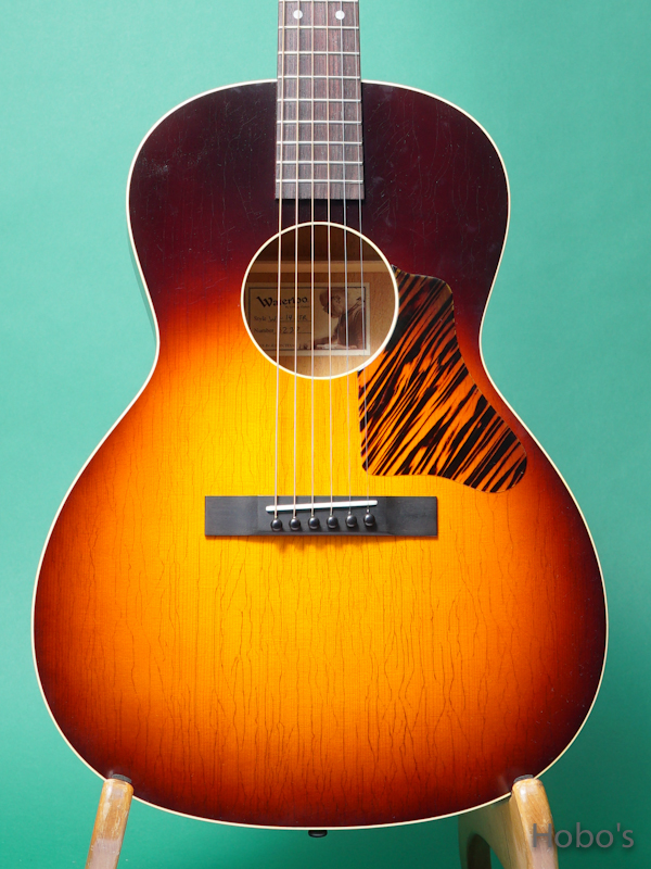 Waterloo (By Collings) WL-14X TR SB Aged Finish 5