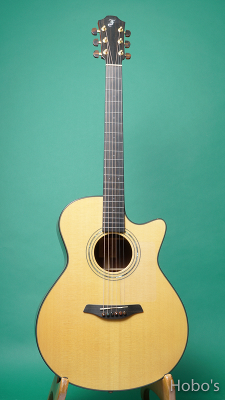 "FURCH GUITARS G23 ECCT Custom ""Engelmann / Cocobolo""  FRONT"