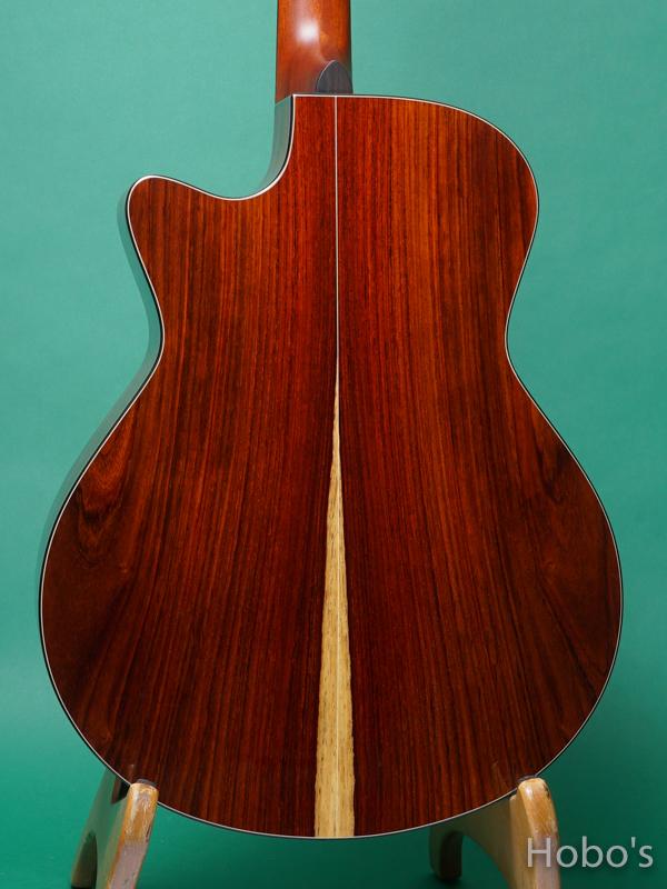 "FURCH GUITARS G23 ECCT Custom ""Engelmann / Cocobolo""  6"